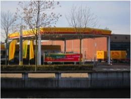 Shell visuele vervuiling