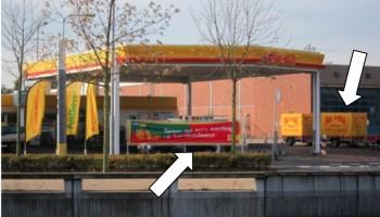 Bewonersbrief aan Shell station Leidsevaart
