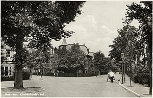 Eindenhoutstraat 1915