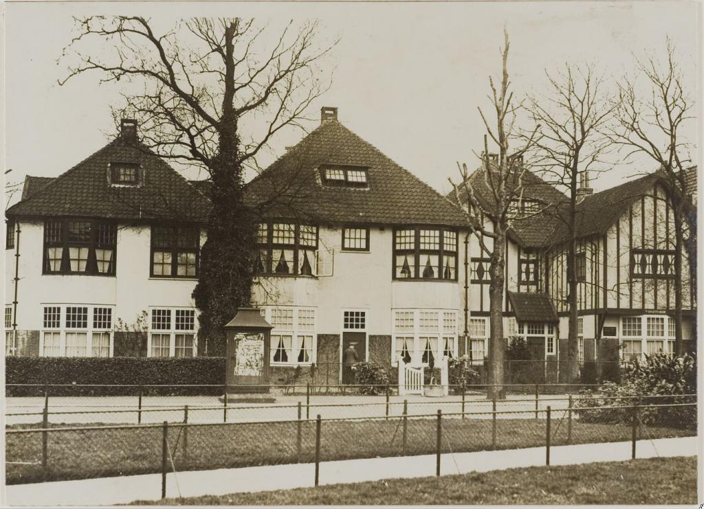 Oranjeplein 1927