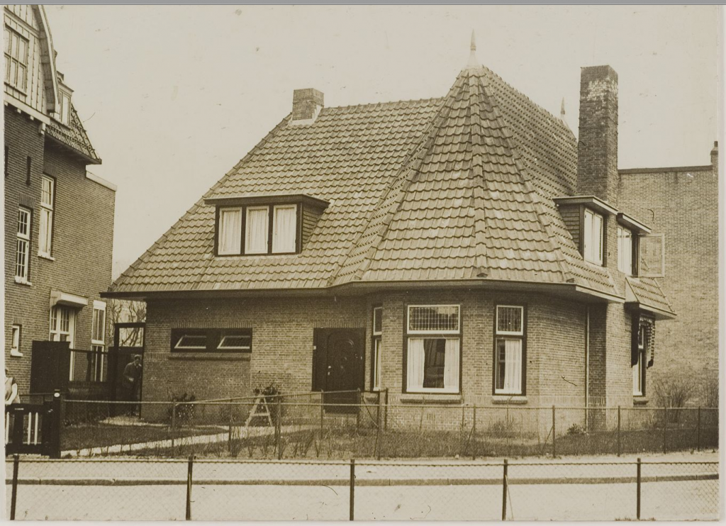Oranjeplein2 1927