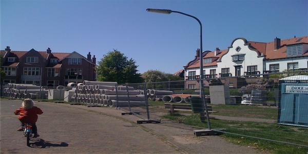 Riool Oranjeplein