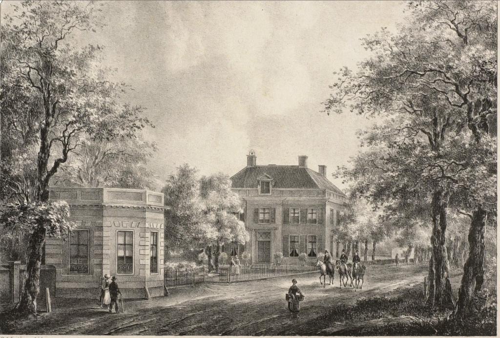 Wagenweg voor 1900