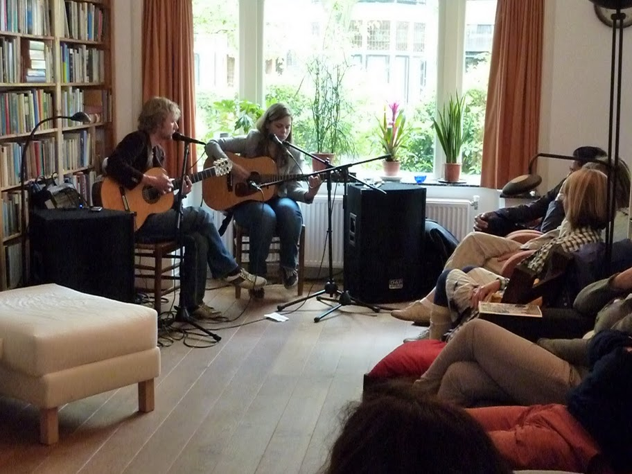 optreden 2 in huis cultuurlijn 2010