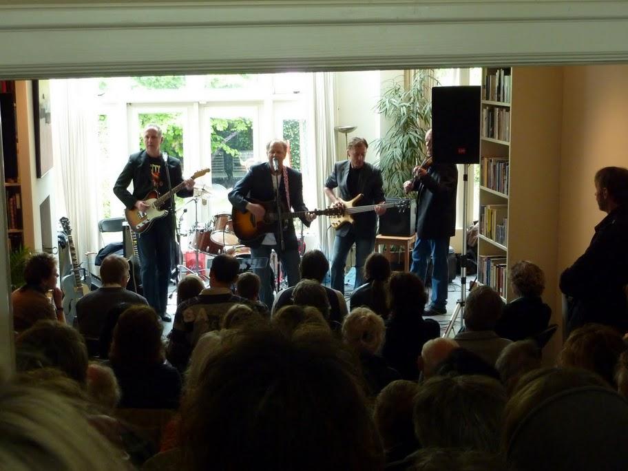 optreden in huis cultuurlijn 2010