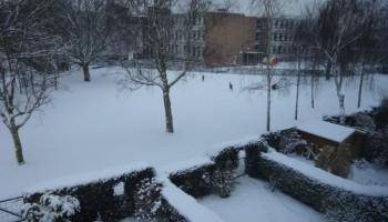 Sneeuw(pret)