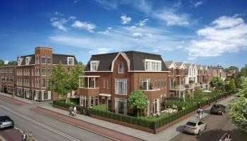 Presentatie bouwproject Haarlemsch Geluk 8 februari