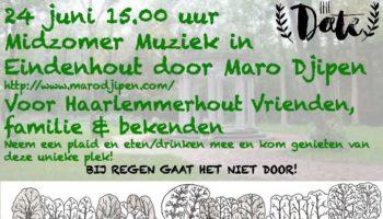 Midzomer muziek in Eindenhout