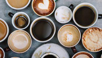 Koffie in Hout – gewijzigd tijdstip
