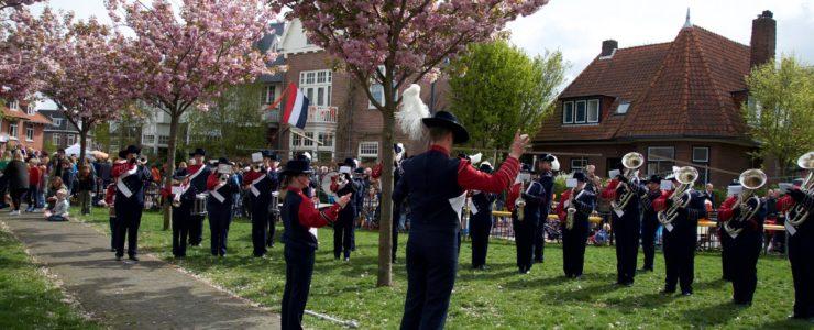 Koningsdag in Bosch& Vaart