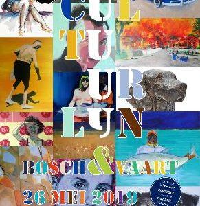 Programma 20e Cultuurlijn op 26 mei 2019