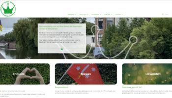 Website De Groene Kroon