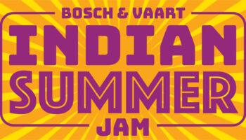 Indian Summer Jam op het Oranjeplein